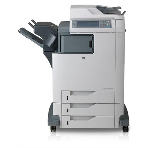 Hp color laserjet cm4730fsk mfp for Best home office multifunction laser printer