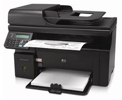 LaserJet M1212nf All In One