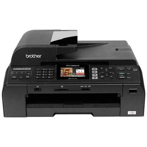 brother mfc 5895cw multifunction inkjet printer. Black Bedroom Furniture Sets. Home Design Ideas