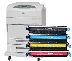 Color LaserJet 5500DTN Bundle