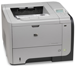 LaserJet P3015N Printer