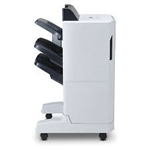 Color LaserJet CP6015 3-Bin Stapler Stacker